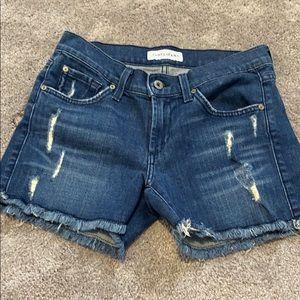 James jeans denim shorts